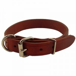 Signature Double Ply Leather Collar