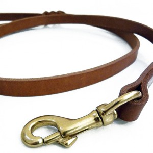 Retrachable Leather Leash