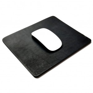 Premium leather mousepads