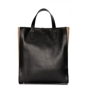 Traditional Leather Tote